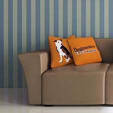 destination dog pillow